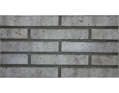 Клинкерная плитка для фасада Java Perlen Perlmutt - Braun mit kante  (290x52x10)