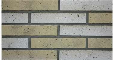 Клинкерная плитка для фасада Java Beige - Perlmutt mit kante (290x52x10)