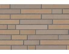 Клинкерная плитка для фасада Elmshornocker grau Langformat (365х52х10)