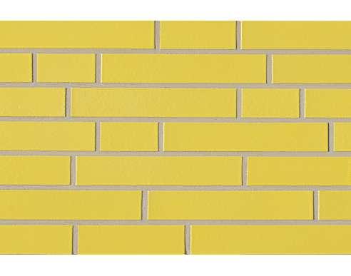 Клинкерная плитка для фасада 310 Rapsgelb Langformat (365x52x10)