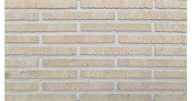 Фасадный ригельный клинкерный кирпич Weissklinker (240x30x71)
