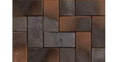 Клинкерная брусчатка Lubek 0610 (200х100х45)