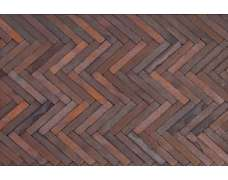 Клинкерная брусчатка Malmo Blau bunt schmolz (292x71x71)