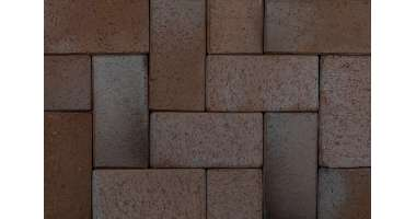 Клинкерная брусчатка Mitternachtblau 9111 (200х78х52)
