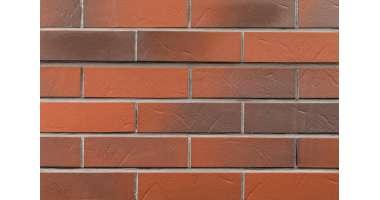 Клинкерная плитка для фасада Rotbunt struktur TO (240x71x8)
