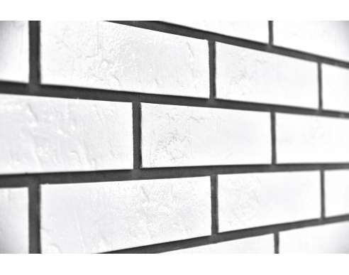 Клинкерная плитка для вентфасада Perlmutt vollflachig Schieferstruktur (240х71х14)