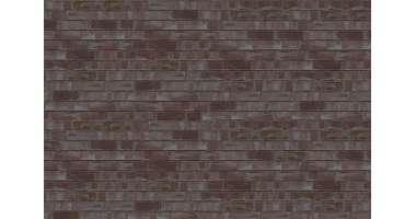 Фасадный клинкерный кирпич Föhr Lava-Kohlebrand (240х52x115)