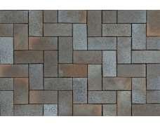 Клинкерная брусчатка Wismar 71511 (200х100х52)