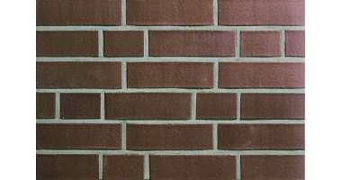 Фасадный клинкерный кирпич Aachen braun glatt (240х71х55)