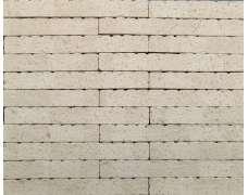 Клинкерная ригельная брусчатка Weissklinker (240x30x71)