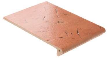 Ступень угловая Флорентинер Kupfer (335x335x10)