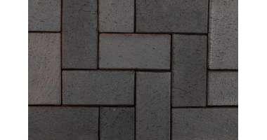 Клинкерная брусчатка Berlin blau-anthrazit 0670 (200х100х20)