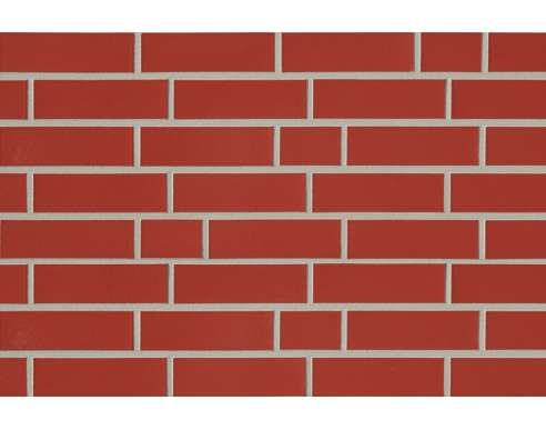 Клинкерная плитка для фасада 330 Signalrot (240х71х10)