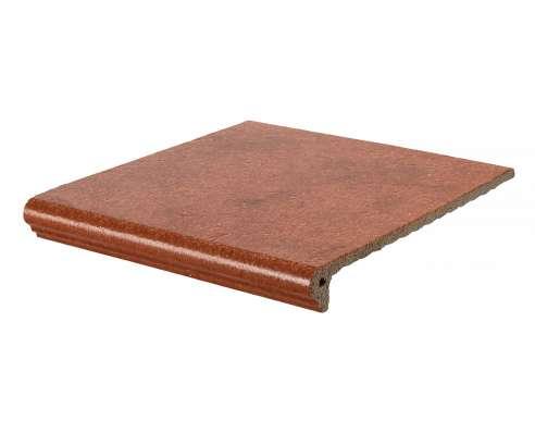 Ступень Флорентинер Granit Rot (335х310х10)