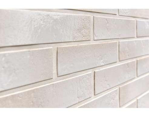 Клинкерная плитка Perlmutt silber Schieferstruktur (250x71x14)