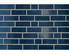Клинкерная плитка для фасада 350 Marineblau (240x71x10)