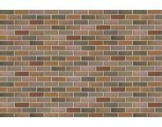 Фасадный клинкерный кирпич Schwerin rot-bunt glatt (240х71x115)