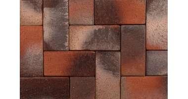 Клинкерная брусчатка Danzig 1629 (200х100х40)