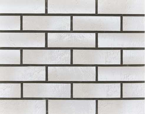 Клинкерная плитка для вентфасада Weiss Presnya City silber Schieferstruktur (240x71x14)