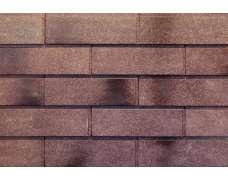 Клинкерная плитка для вентфасада и наклеивания Rotgetupt Sibirien (287х85х23)