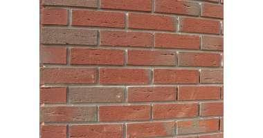 Фасадный клинкерный кирпич Tecklenburg bunt-geflammt handform-besandelt (240х71x115)