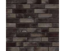 Фасадный клинкерный кирпич Atlantis antrazit-grau gedämpft glatt (240х71x115)