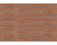 Фасадный клинкерный кирпич Rot Kohlebrand glatt (490х52x115)