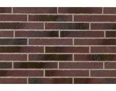 Клинкерная плитка для фасада Blankenese Kohlebrand (365х52х10)