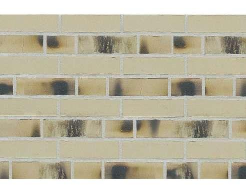 Клинкерная плитка для фасада Wasserstrich beige kohle (240x71x14)