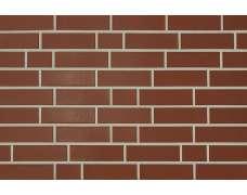 Клинкерная плитка для фасада 370 Kastaniebraun (240х71х10)