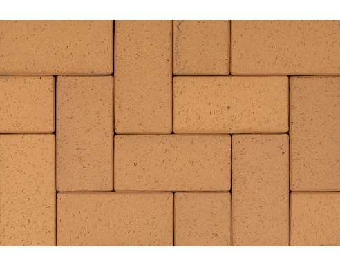 Клинкерная брусчатка Lederfarben nuanciert 0925 (200х100х52)