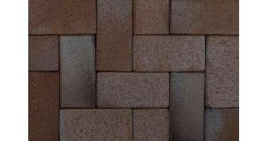 Клинкерная брусчатка Mitternachtblau 0995 (200х100х22)