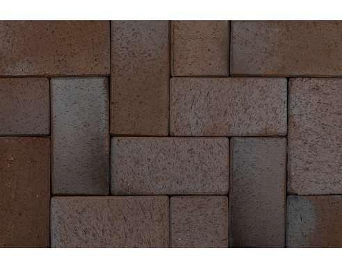 Клинкерная брусчатка Mitternachtblau 0995 (200х100х52)