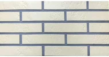 Клинкерная плитка для фасада Alaska beige shieferstruktur (240x52x7)