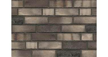 Фасадный клинкерный кирпич Sylt Magma Kohlebrand (240х52x115)