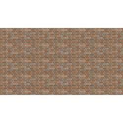 Фасадный клинкерный кирпич Emsland altfarben-bunt Superspar glatt (240х71х55)