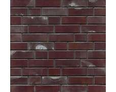 Фасадный клинкерный кирпич Leipzig aubergine kohlebrand glatt (240х71x115)