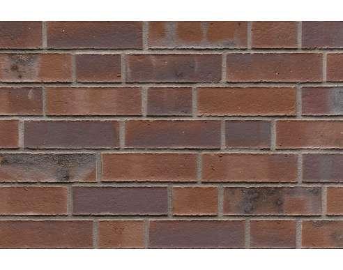 Фасадный клинкерный кирпич Amrum braun-bunt (240x71x55)