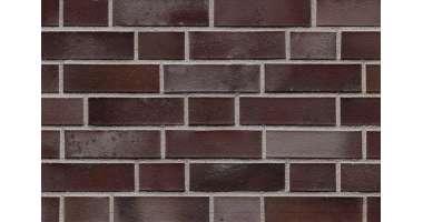 Фасадный клинкерный кирпич Weimar aubergine Kohlebrand (250х65x120)