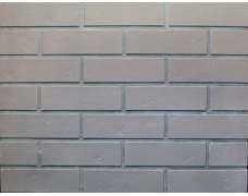 Клинкерная плитка для вентфасада и наклеивания Grau mix-3 Schierferstruktur (240х71х14)
