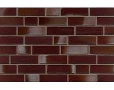 Фасадный клинкерный кирпич Bern rot-blau-braun-bunt glatt (240х71x115)