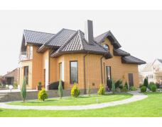 Фасадный клинкерный кирпич Rheinland creme-gelb Superspar glatt (240x71x55)