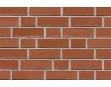 Фасадный клинкерный кирпич Münsterland rot-nuanciert glatt (240х71x115)