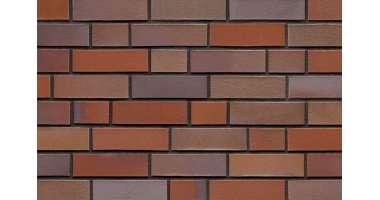 Фасадный клинкерный кирпич Bentheim altfarben-bunt glatt (250x120x65)