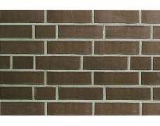 Фасадный клинкерный кирпич Braun Superspar glatt (240x71x55)