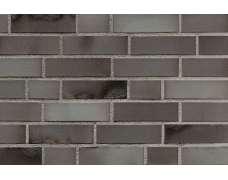 Фасадный клинкерный кирпич Texel grau glatt (240х71x115)