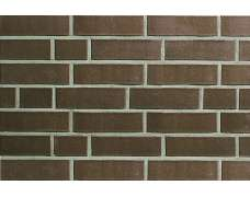 Фасадный клинкерный кирпич Aachen braun glatt (240х71x115)