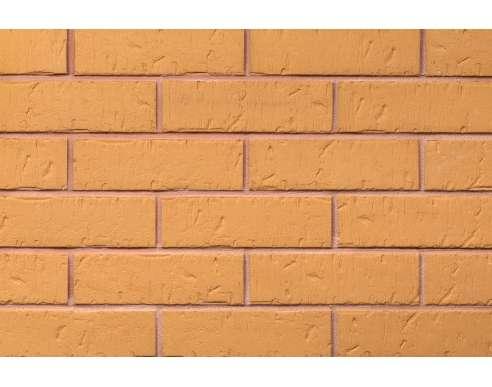 Клинкерная плитка для фасада Sandgelb rustik (240x71x10)